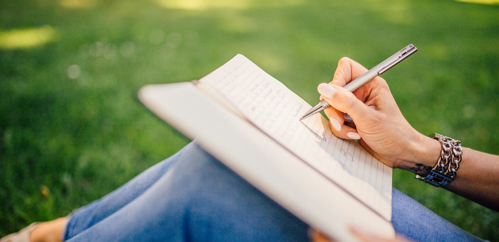 ecrire cahier